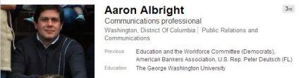 Aaron Albright